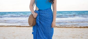 What I Wore to the Beach in Tulum